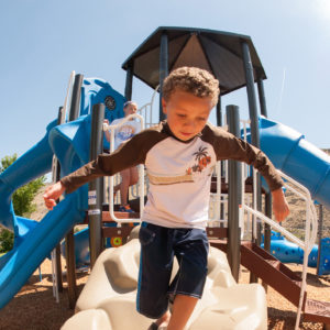 Park Playground with Climbers and Slides gallery thumbnail